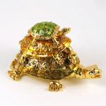 Черепаха - символ небесной поддержки и защиты.