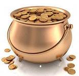 Горшок богатства - символ изобилия.