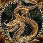 Дракон олицетворяет могущество и доброту.