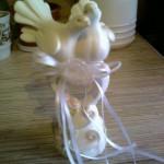 Пара голубей - символ бессмертной любви.
