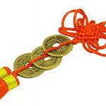 Китайские монетки обеспечат постоянный приток денежной энергии