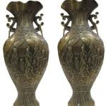 Парные вазы - талисман, приносящий счастье, радость, и умиротворение; вазы улавливают и накапливают позитивную энергию.