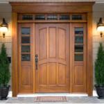 входная дверь 4