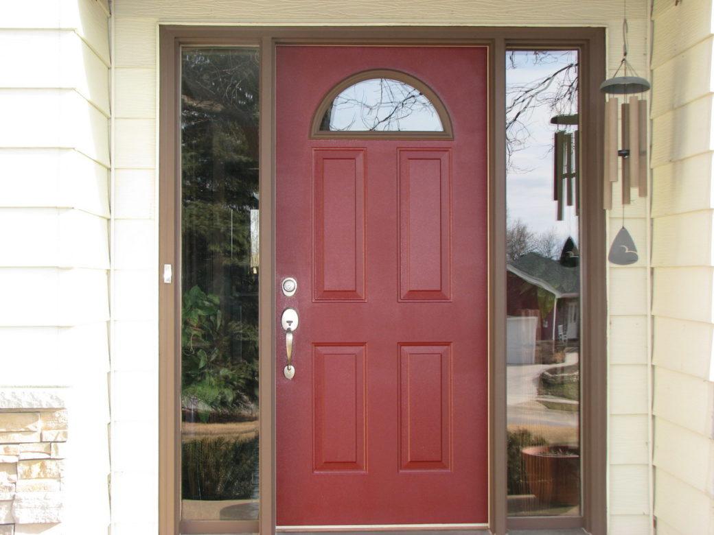 Фэн-шуй входная дверь цвет