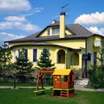 Фэн-Шуй дома. Сельский дом